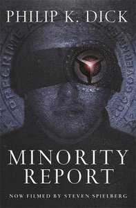 Minority Report, English edition