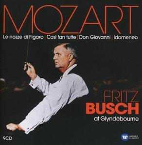 Fritz Busch at Glyndebourne-Mozart (remastered)