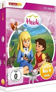 Heidi (CGI) Teilbox 4