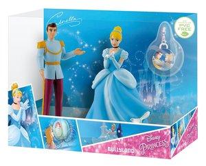 WD Cinderella Set Charm