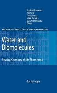 Water and Biomolecules