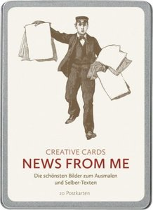 News from Me (Creative Cards)