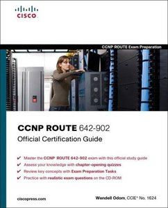 CCNP ROUTE 642-902, w. CD-ROM
