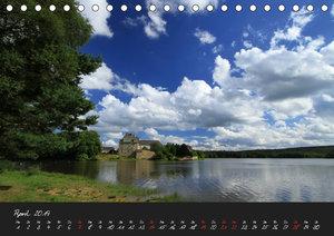 Broc?liande / Zauberwald der Bretagne (Tischkalender 2019 DIN A5