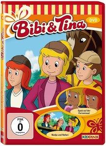 Bibi und Tina. Spuk auf der Ferieninsel / Nadja und Nafari