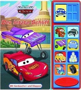 Disney Cars Der letzte Schliff. Klappen-Geräusche-Buch 10-Button