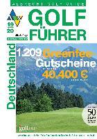 Albrecht Golf Führer Deutschland 19/20 inklusive Gutscheinbuch - zum Schließen ins Bild klicken