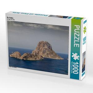 Es Vedra 1000 Teile Puzzle quer