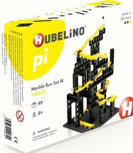 HUBELINO Kugelbahn pi Marble Run Set M