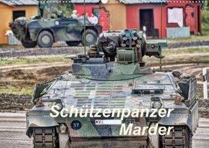 Schützenpanzer Marder (Wandkalender 2014 DIN A4 quer)