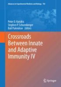 Crossroads Between Innate and Adaptive Immunity IV