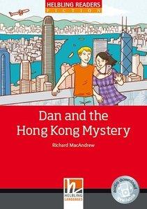 Dan and the Hong Kong Mystery, Class Set. Level 3 (A2)