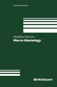 Morse Homology