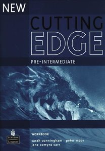 Cutting Edge Pre-Intermediate - New Editions - Workbook Without