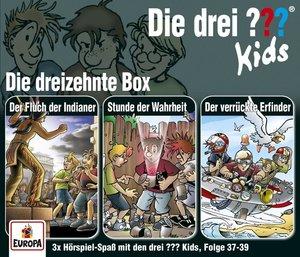 Die drei ??? Kids 3er Box. Box.13, 1 Audio-CD