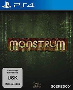 Monstrum, 1 PS4-Blu-ray Disc