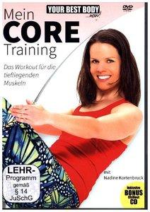Mein Core Training (DVD+CD)