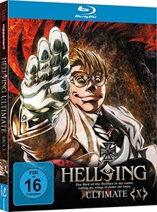 Hellsing Ultimative OVA Vol. 10 - Blu-ray (Mediabook)