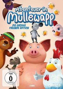 Abenteuer in Mullewapp - Die Große Freunde Edition, DVD