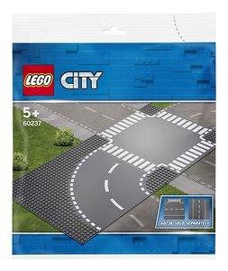 City Kurve und Kreuzung