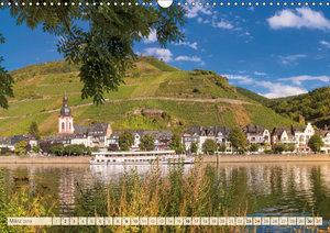 Die Mosel von Metz bis Koblenz