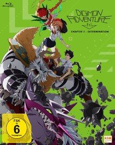 Digimon Adventure tri. - Chapter 2 - Determination, 1 Blu-ray