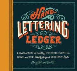 Hand-lettering Ledger
