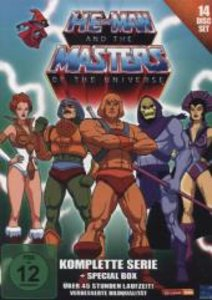 He-Man and the Masters of the Universe - Gesamtbox