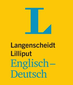 Langenscheidt Lilliput Englisch/Englisch-Deutsch