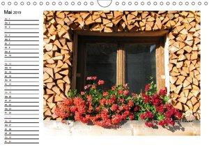 Holz - so vielfältig (Wandkalender 2019 DIN A4 quer)