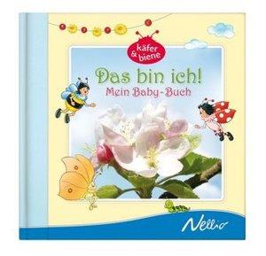 Käfer & Biene: Das bin ich! Mein Baby-Buch