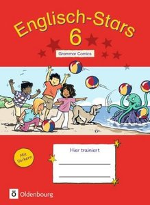 6. Schuljahr - Übungsheft Grammar Comics