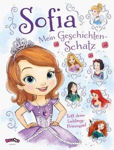 Sofia die Erste - Mein Geschichten-Schatz