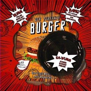 Der perfekte Burger (Set -Buch & Burger Presse)