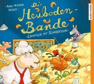 Die Heuboden-Bande, 1 Audio-CD