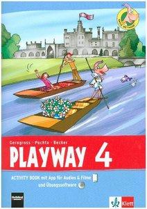 Playway. Für den Beginn ab Klasse 1 / Pupil\'s Book mit App für