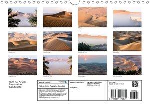 RUB AL-KHALI - Faszination Sandwüste