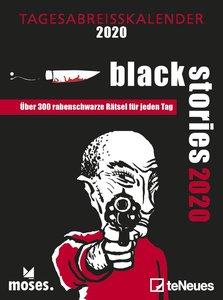 moses black stories 2020 Tagesabreißkalender