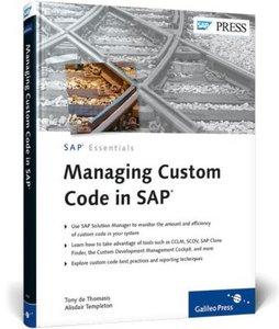 Managing Custom Code in SAP