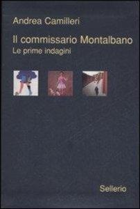 Il commissario Montalbano. Le prime indagini: La forma dell'acqu