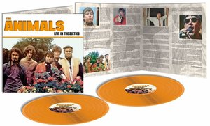 Live In The Sixties (Lim.180 Gr.Orange 2LP)