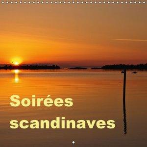 Soirées scandinaves (Calendrier mural 2015 300 × 300 mm Square)