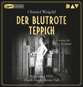 Der blutrote Teppich. Hollywood 1922: Hardy Engels zweiter Fall