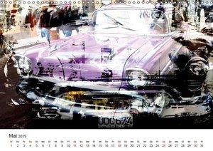 Kuba anders-Art-ig (Wandkalender 2019 DIN A3 quer)