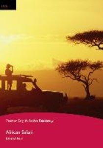 African Safari. Audio CD-ROM Pack Level 1