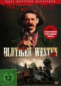 Blutiger Westen-Box-Edition (3 Filme)