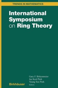 International Symposium on Ring Theory