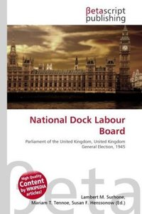 National Dock Labour Board