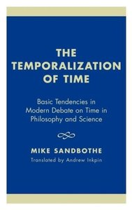 The Temporalization of Time