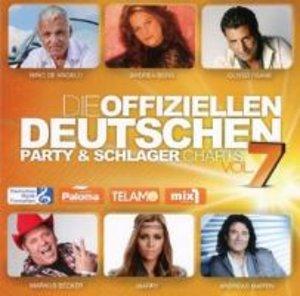 Die offiziellen dt.Party & Schlager Charts Vol.7